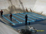 Installation of air ducts-1