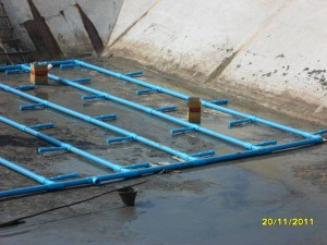 Installation of air ducts-2